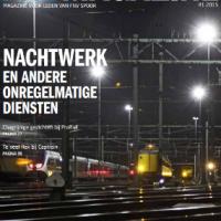 Nieuw e-magazine FNV Spoor verschenen