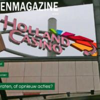 Nieuw e-magazine volgt ontwikkelingen bij Holland Casino